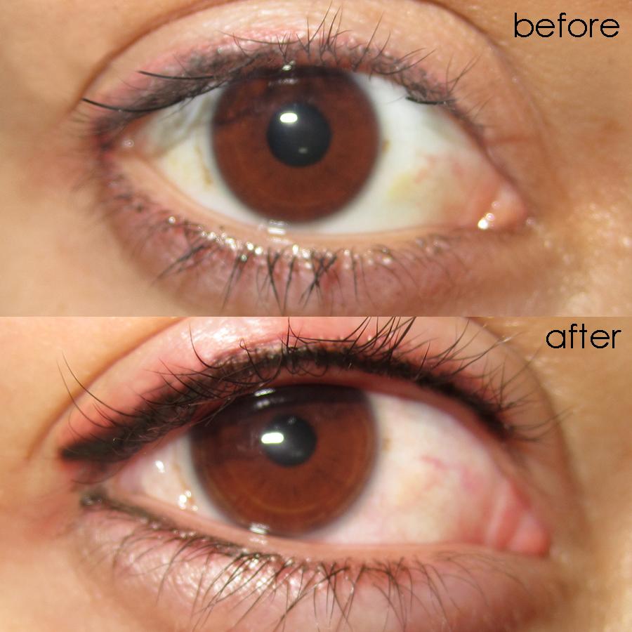 Natural Cat Eye Permanent Eyeliner Sheila Bella Permanent Makeup