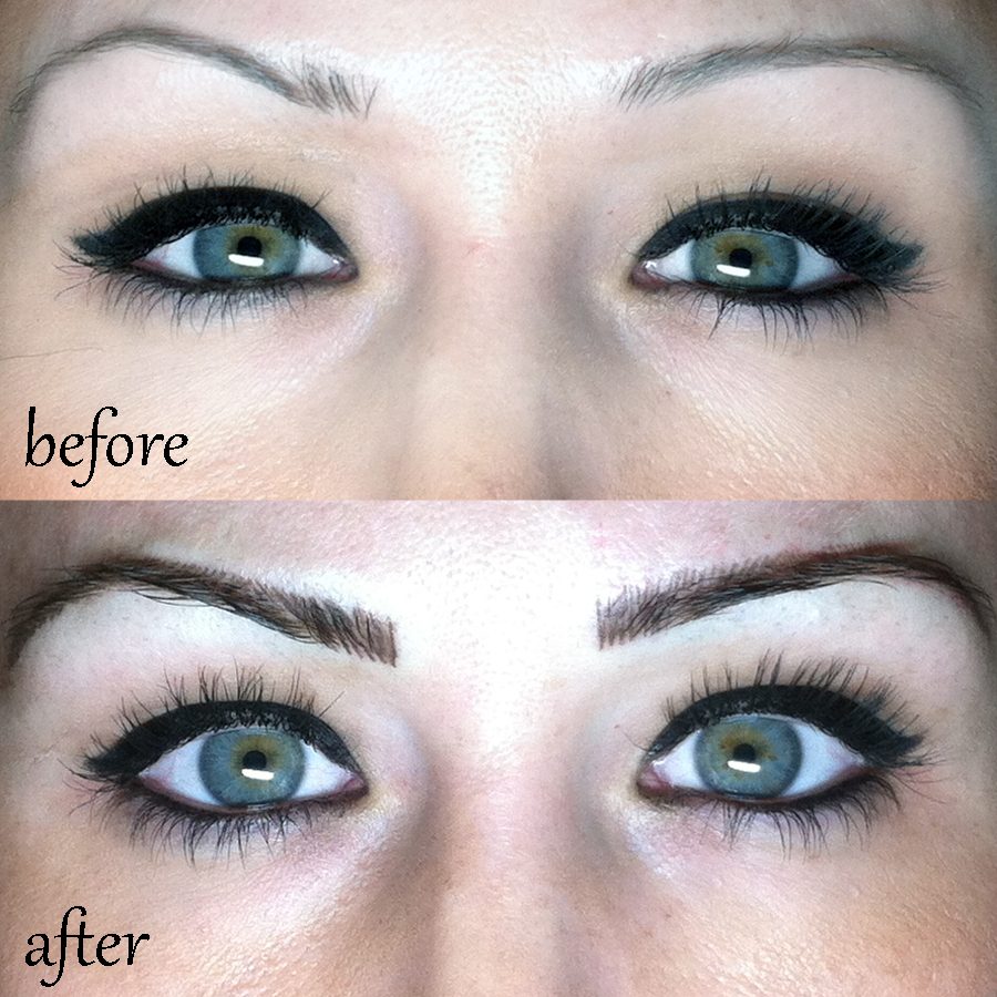 Permanent Eyebrows Sheila Bella Permanent Makeup And Microblading