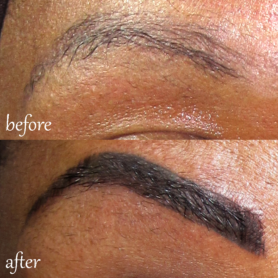 Permanent : ... Permanent Eyebrows Before And After , Celebrities With Permanent