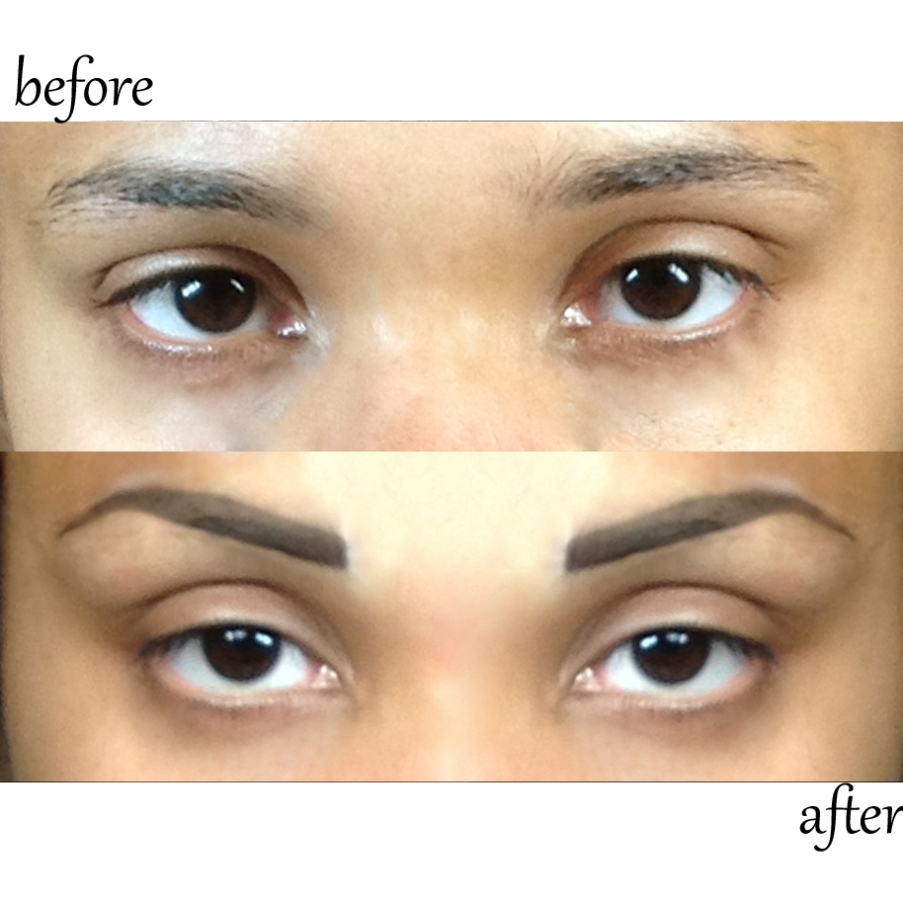 Neat Permanent Eyebrows North Hollywood Sheila Bella Permanent Makeup And Microblading
