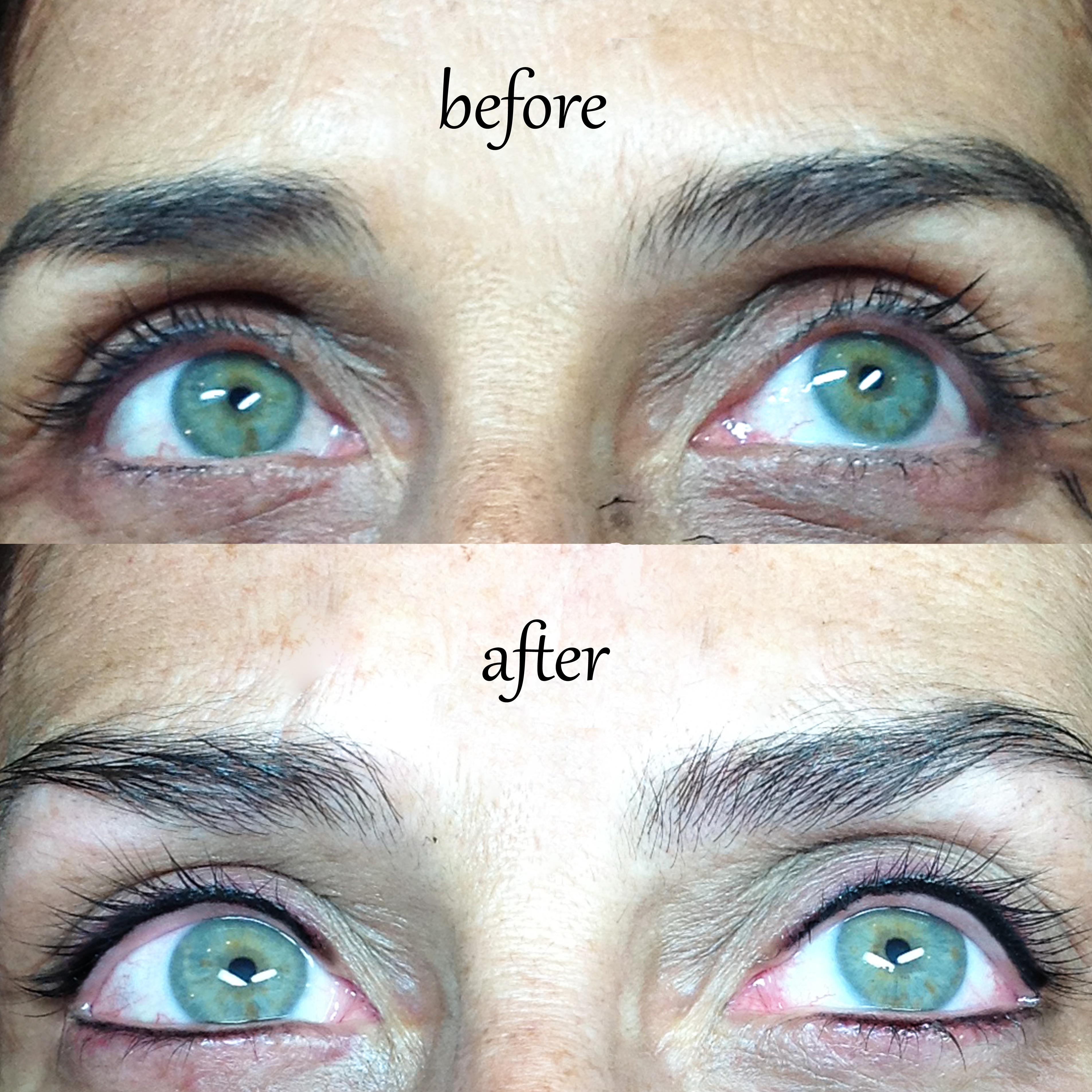 Sherman oaks permanent eyeliner sheila bella permanent for How to make a permanent tattoo