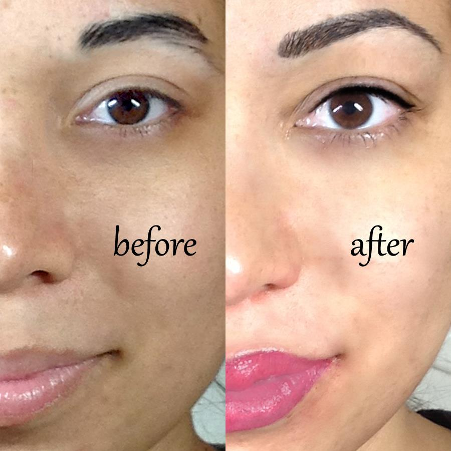 Permanent Makeup Full Lips Semi- permanent makeup full