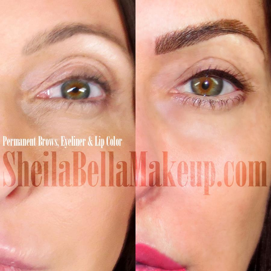 Permanent eyebrows best permanent makeup in los angeles for Tattooed eyebrows tumblr
