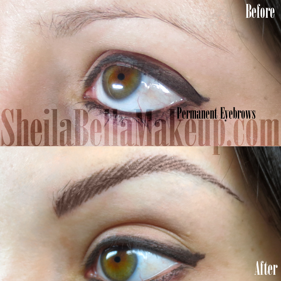 Semi Permanent Makeup Best Permanent Makeup In Los Angeles