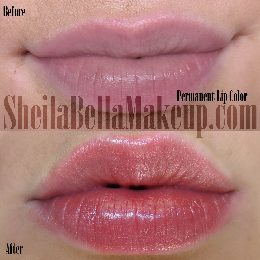 Sheila bella best permanent makeup in los angeles for Lip tattoo cost